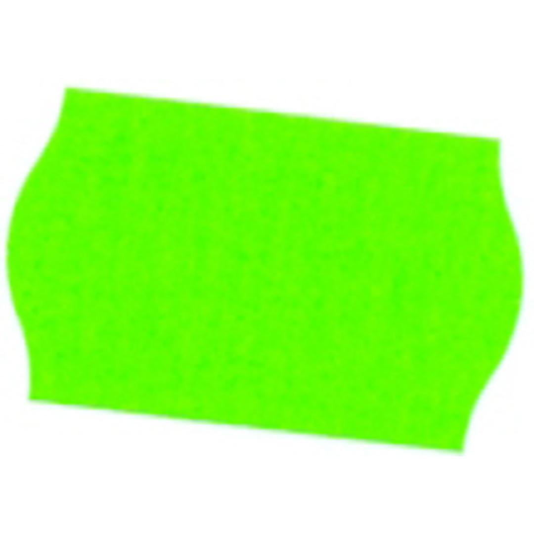 METO Labels 26x12 G2 green 36-rolls