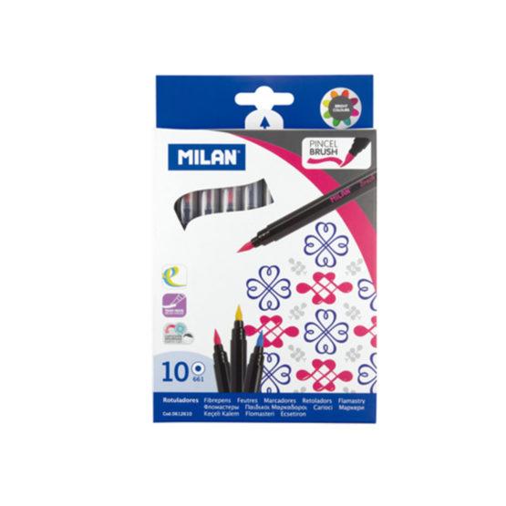 Fibertipped water-based pens 10/box