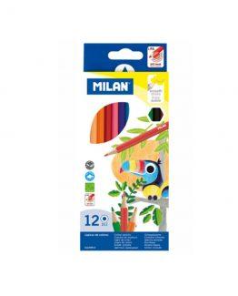 Milan Color pens 12/box