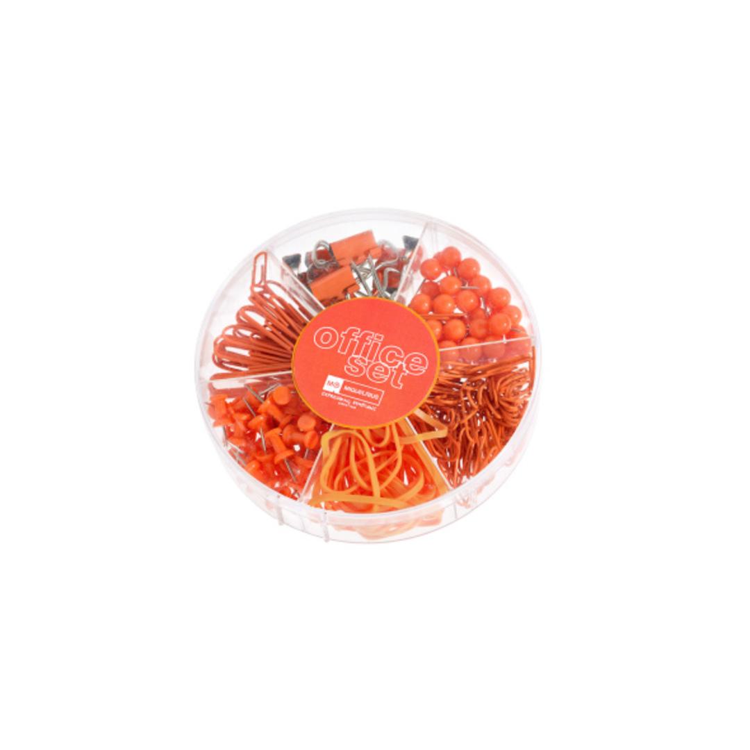 OFFICE SET CandyColor orange