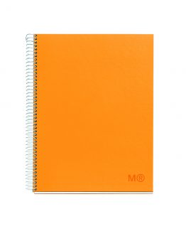 Notebook A4 CandyColors yellow