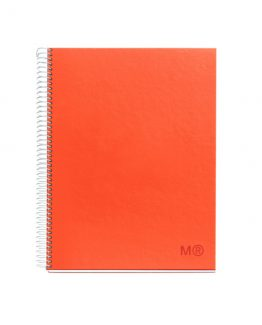 Notebook A4 CandyColors orange