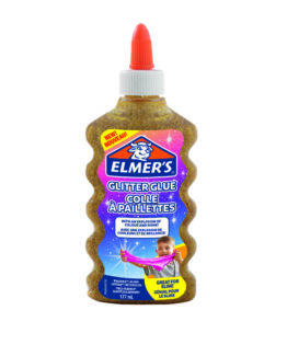Glitter glue Elmers 177mlgold