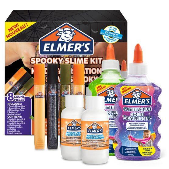 Elmers spooky slime kit