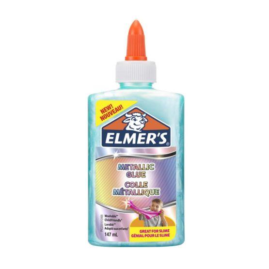 Metallic liquid glue teal Elmers 147ml
