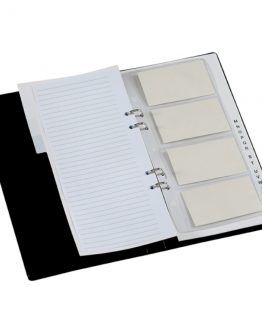 Business cardsBinder 160pockets black