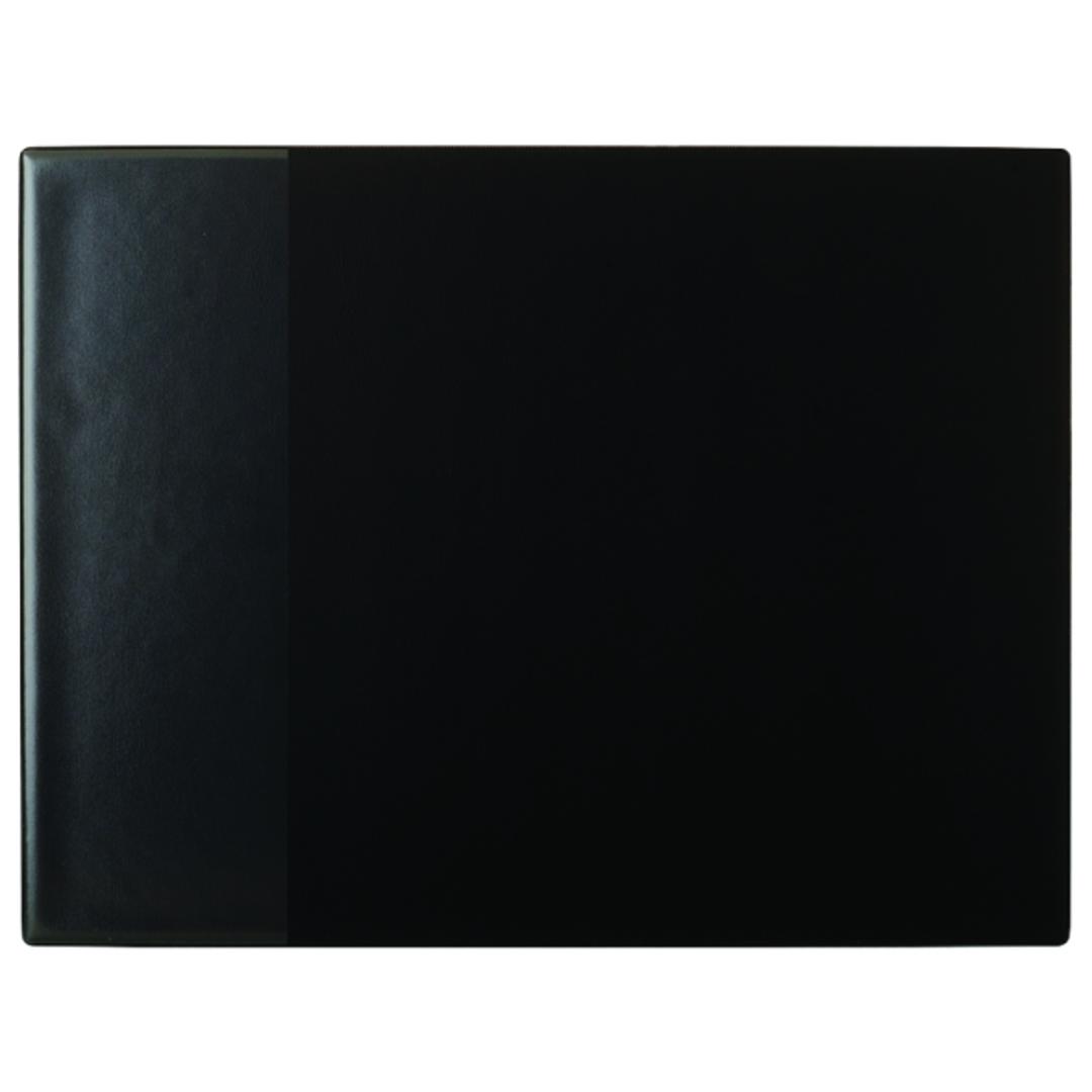 Desk mat 40x52 PP w/pocket black