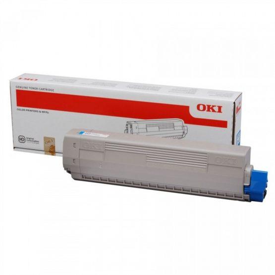 MC861 toner cyan 10K