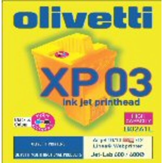 XP 03 inkcartridge 4-color HC