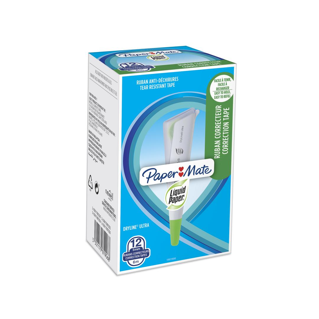 Correction tape Papermate Dryline Ultra 5mm x 6m