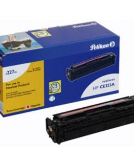 Pelikan compatible toner CE323A magenta