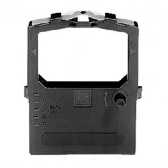 compatible impact ribbon OKI ML 182 black
