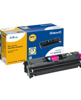 Pelikan Q3963A compatible magenta toner