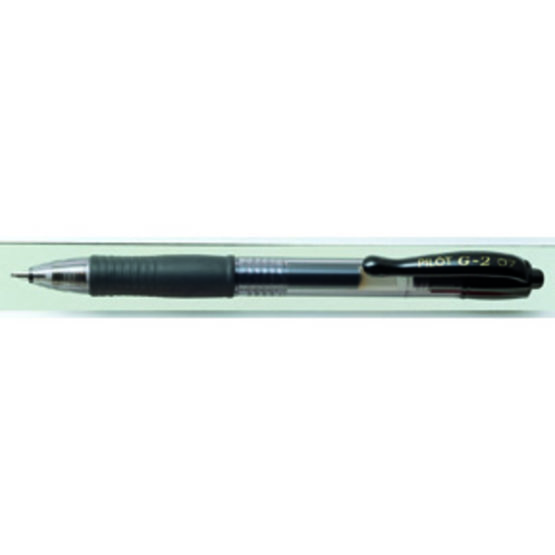 Gel Ink Rollerball G2 0,7 black