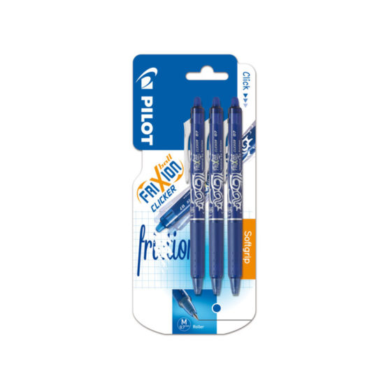 Frixion Clicker 0,7 blister blue (3)