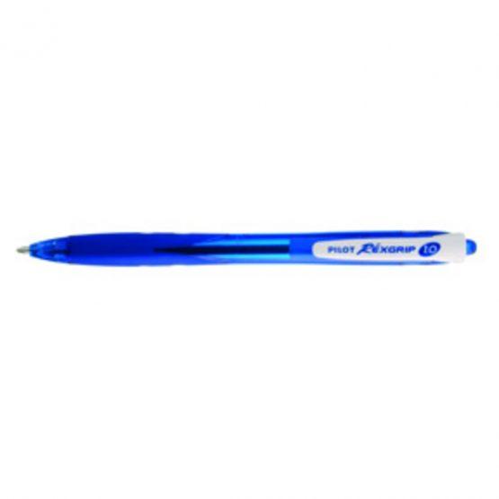 Ballpoint Pen RexGrip BeGreen 1,0 blue