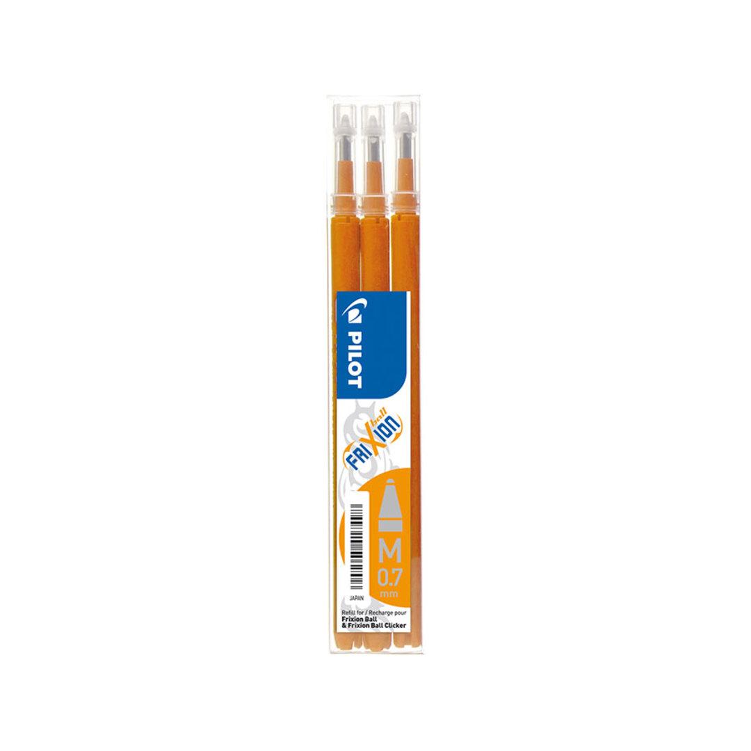 Frixion Clicker 0,7 refill orange (3)