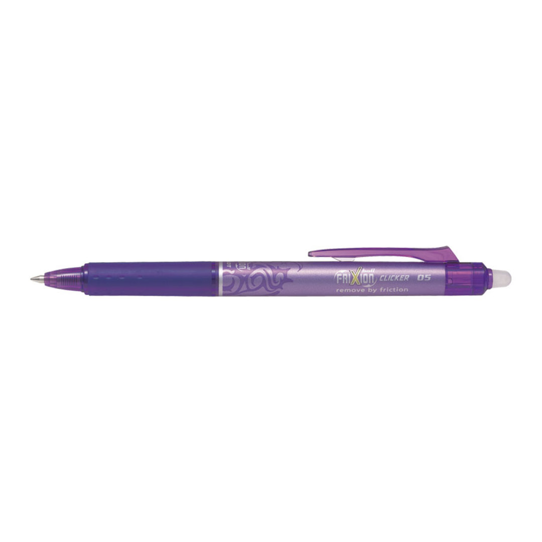 Frixion Clicker 0,5 violet