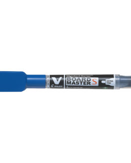 V Board Master Small EF bullet tip blue w/eraser and magnet