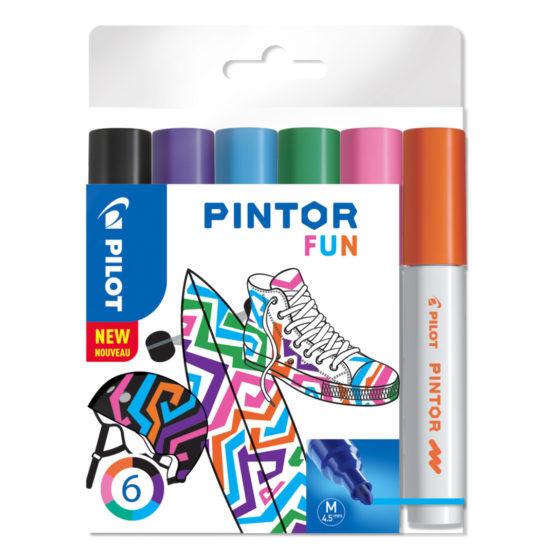 Marker Pintor Medium Fun Mix ass (6)