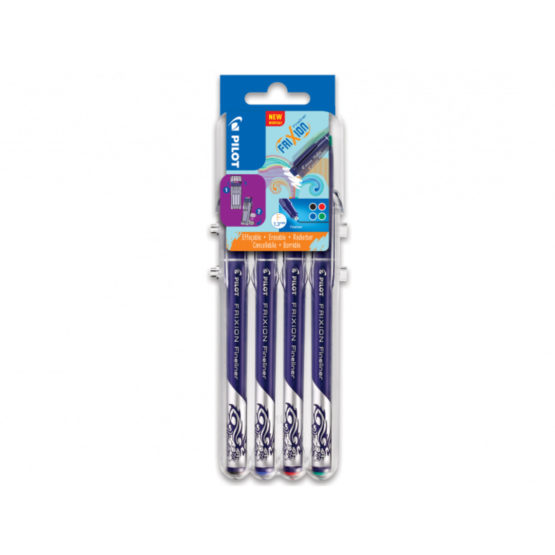 Frixion Fineliner 1,3mm Basic ass (4)