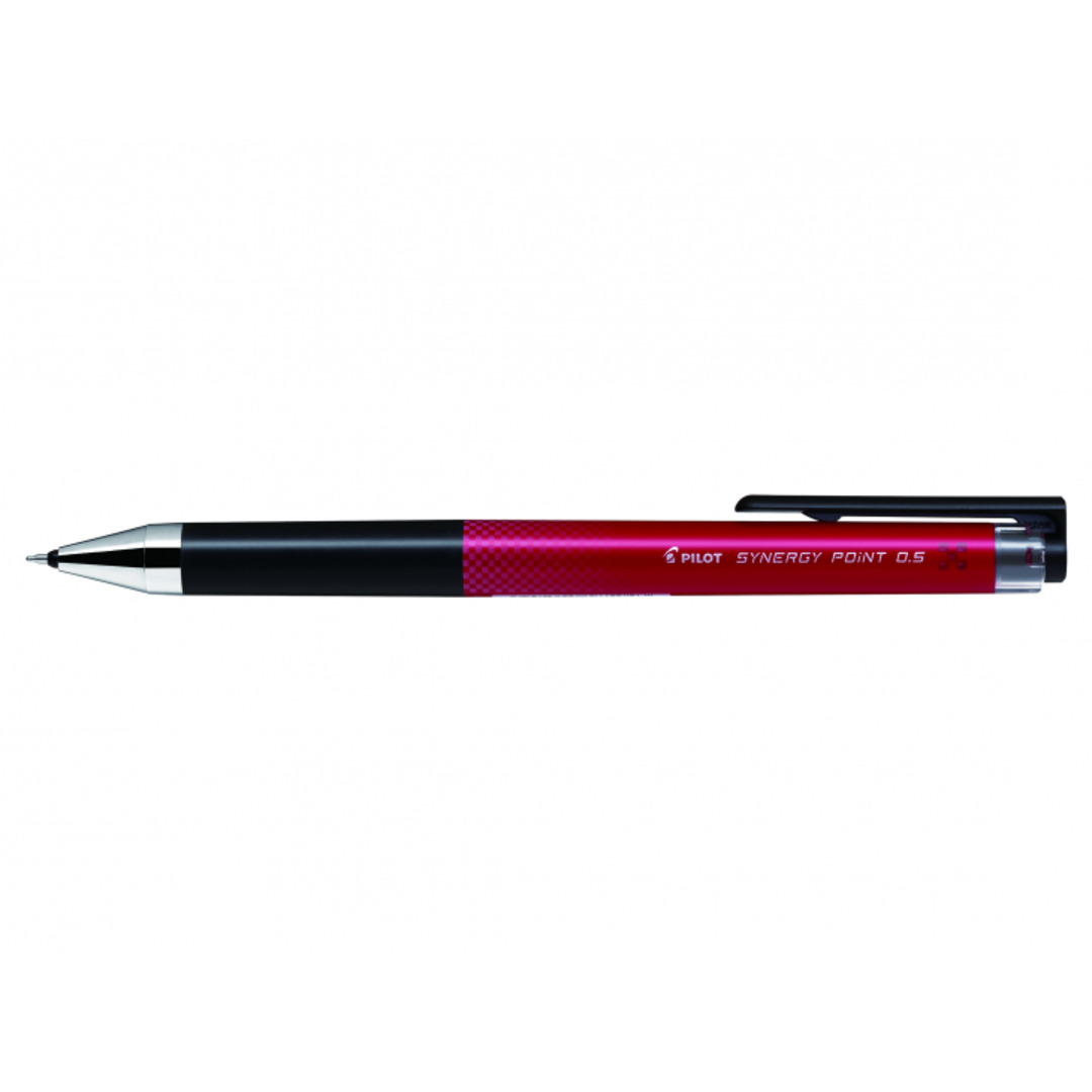 Gel Ink Rollerball Synergy Point 0,5 red