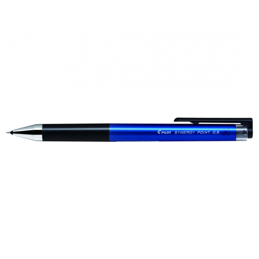 Gel Ink Rollerball Synergy Point 0,5 blue