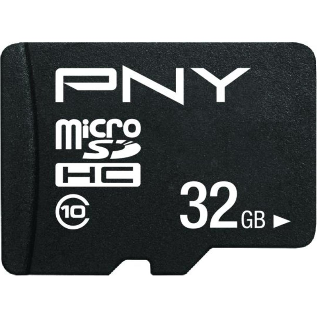 PNY Micro SDHC Performance Plus 32GB Class 10 w/adapter