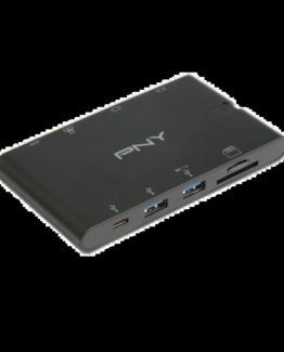 PNY All-in-One USB-C Mini Portable Dock