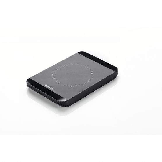 Qi Wireless Charging Base 5W, Black/Grey