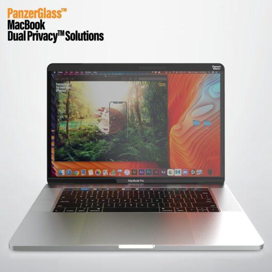 "PanzerGlass Magnetic Privacy 16"" MacBook Pro"