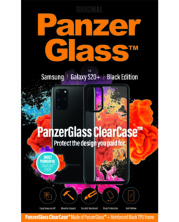 ClearCase with BlackFrame for Samsung Galaxy S20+