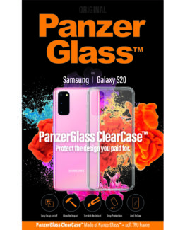 ClearCase for Samsung Galaxy S20