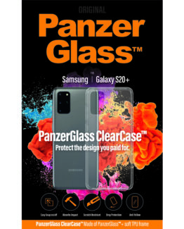 ClearCase for Samsung Galaxy S20+