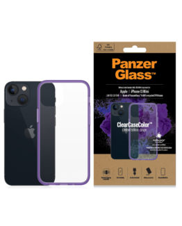 ClearCase for iPhone 13 Mini, Grape AB