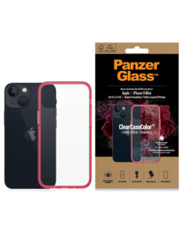 ClearCase for iPhone 13 Mini, Strawberry AB