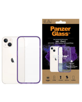 ClearCase for iPhone 13/13 Pro, Grape AB