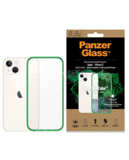 ClearCase for iPhone 13/13 Pro, Lime AB