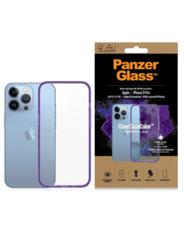ClearCase for iPhone 13/13 Pro Pro, Grape AB