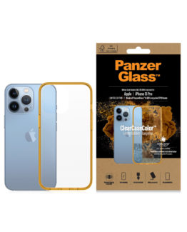 ClearCase for iPhone 13/13 Pro Pro, Tangerine AB