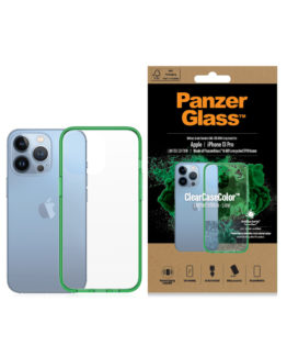 ClearCase for iPhone 13/13 Pro Pro, Lime AB