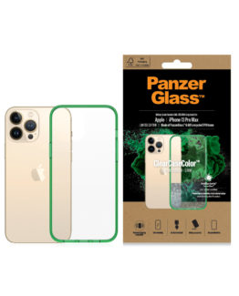 ClearCase for iPhone 13 Pro Max, Lime AB