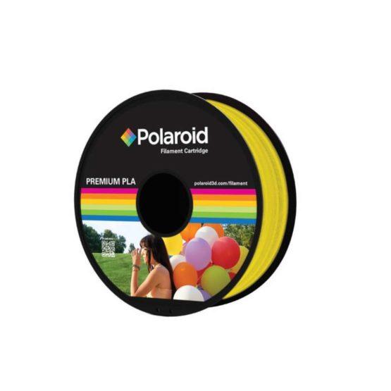 Polaroid 1Kg Universal Premium PLA Filament Material Yellow