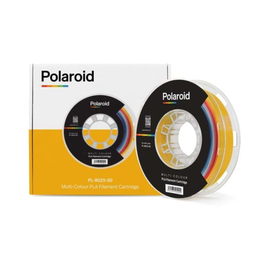 Polaroid 1Kg Universal Premium PLA Filament Multi-Colour