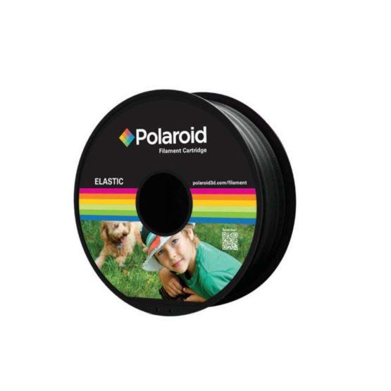 Polaroid 1Kg Universal ELASTIC Filament Material Black