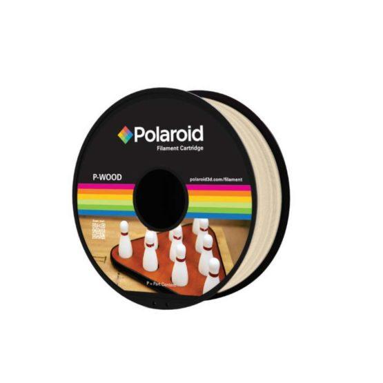 Polaroid 500g Universal P-WOOD Filament Material