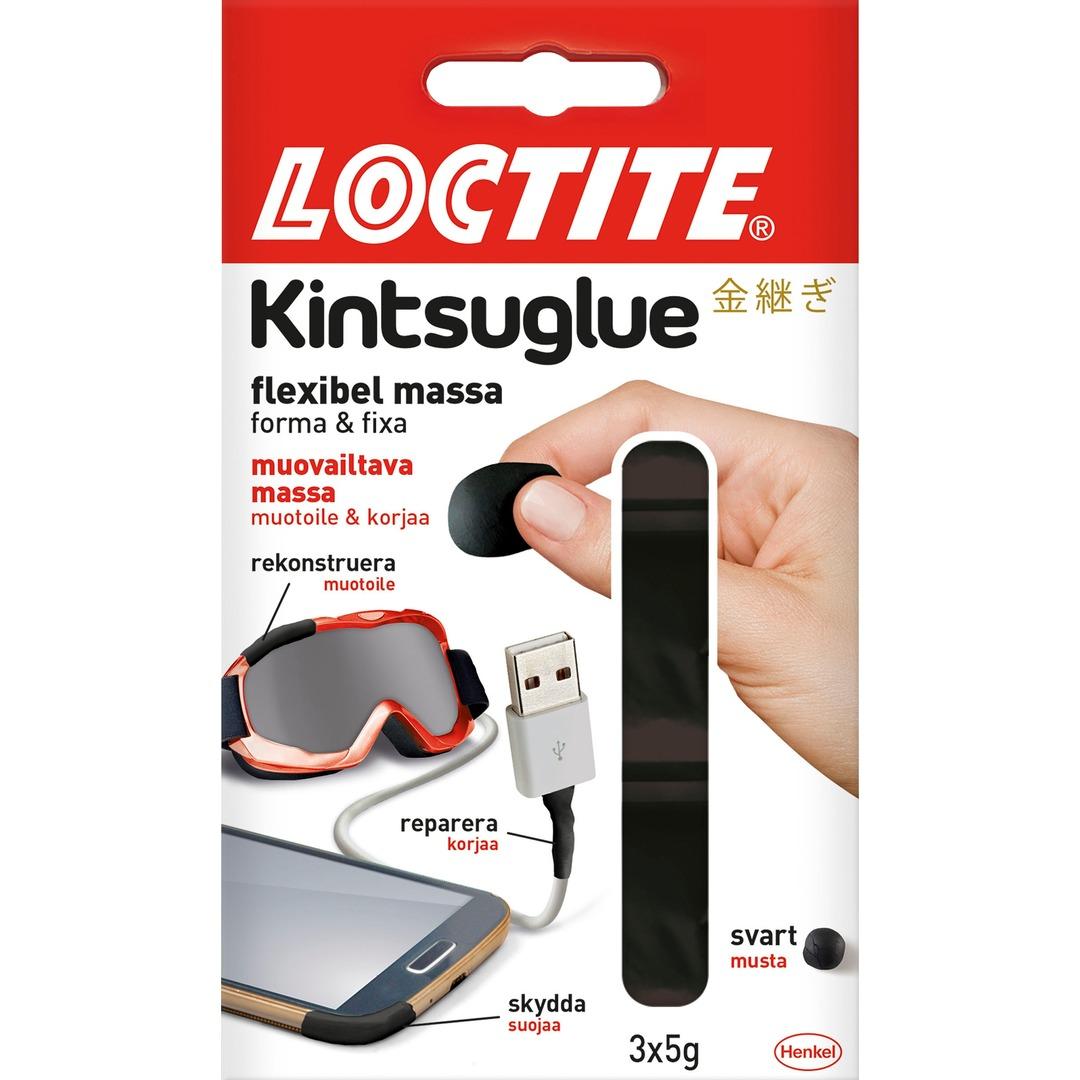 Glue pads Loctite Kintsuglue black 5g (3)