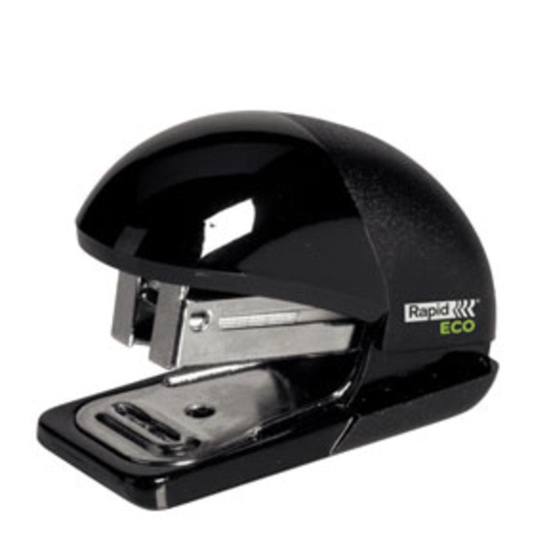 Stapler Eco Mini 10 sheet black