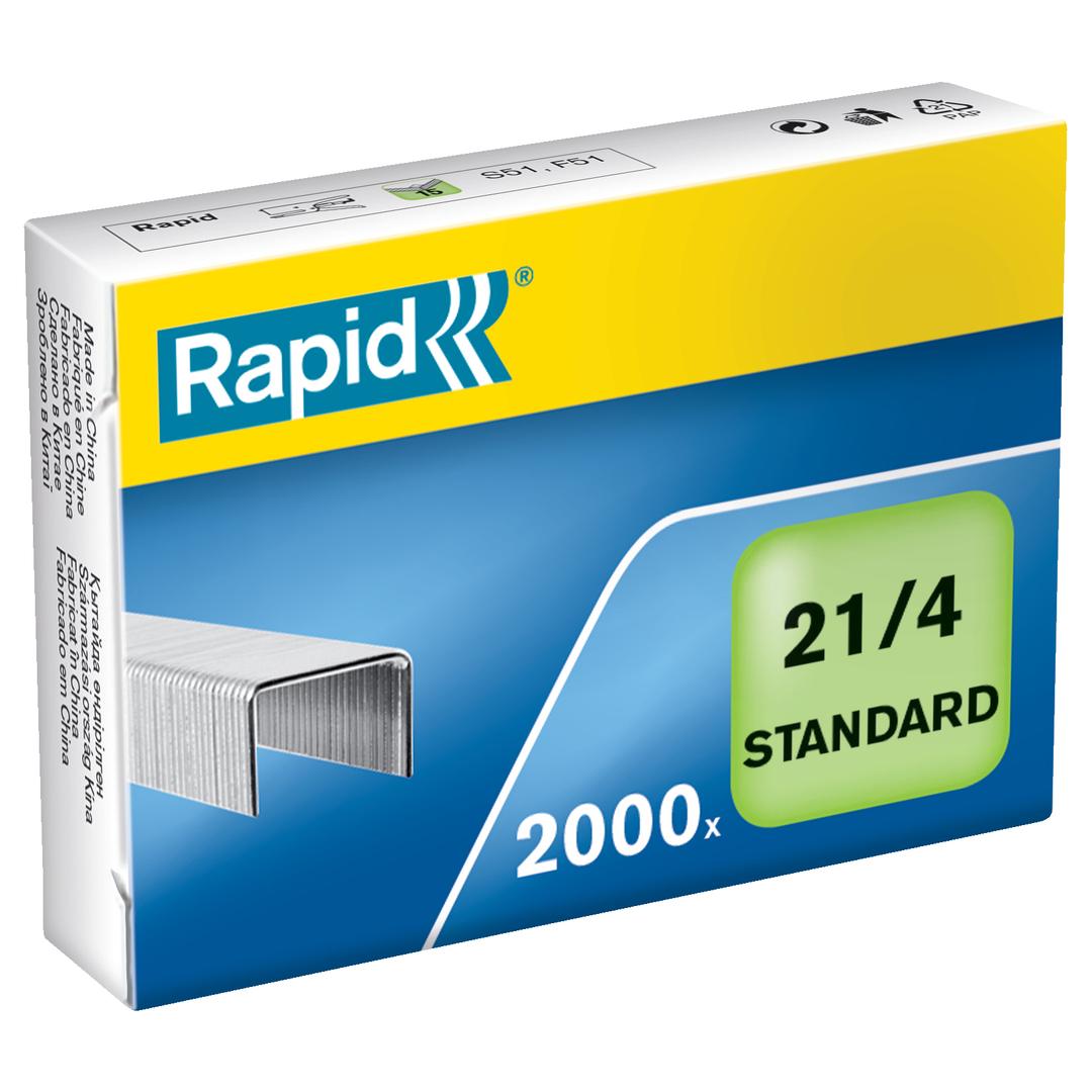 Staples 21/4 standard galv (2000)