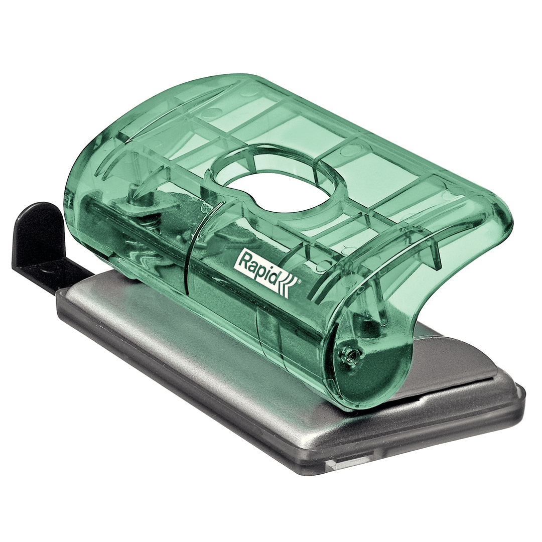 Hole punch FC5 Colour'Ice 2h/10sheets green